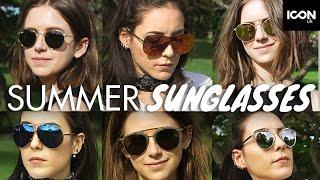 Top 6 Summer Sunglasses | sunbeamsjess & Lexi A-N
