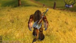 World Of Warcraft vidéo test fr (part.1)