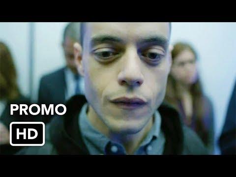 """Mr. Robot 3x05 Promo """"eps3.4_runtime-err0r,r00"""" (HD) Season 3 Episode 5 Promo planos secuencia en series"""