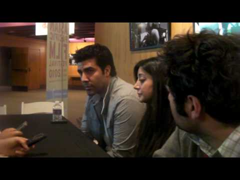 The Taqwacores...cast & crew chat at the Los Angeles Asian Pacific Film Festival!