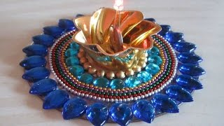 Diy - How To Recycle Old Cds Into Beautiful Candle Holder | Best Out Of Waste