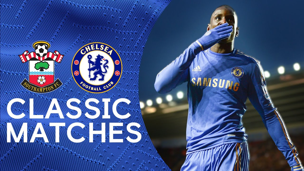 Download Southampton 1-5 Chelsea   Demba Ba Scores Brace On His Debut   Classic Highlights