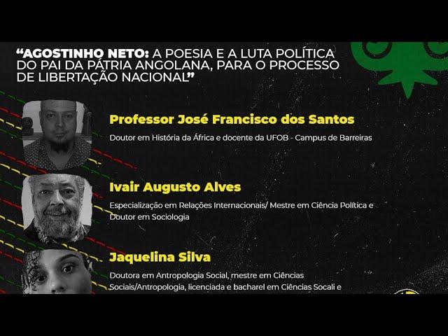 Agostinho Neto: A poesia e a luta política do pai da pátria angolana