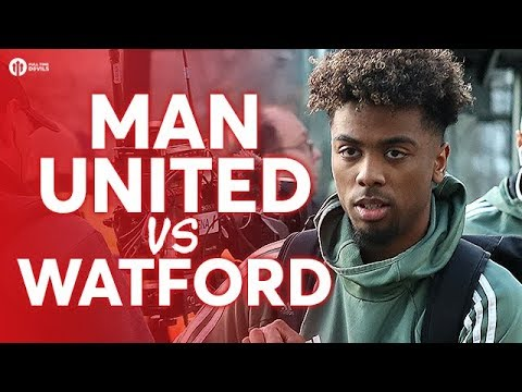 Manchester United vs Watford LIVE PREVIEW!