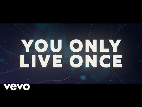 Kane Cooper - You Only Live Once (Yolo) [Lyric video] ft. Alex Holmes