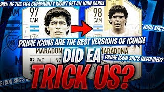 DID EA TRICK US?