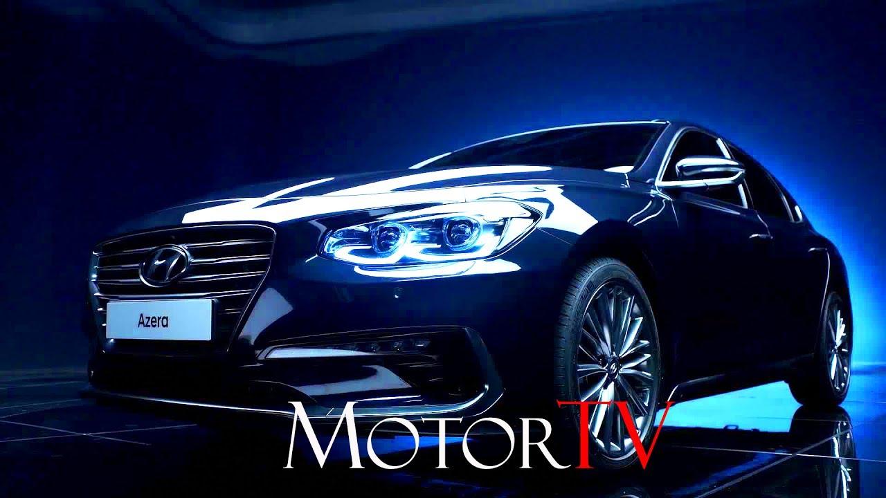 All New 2018 Hyundai Azera L Key Features Eng Youtube