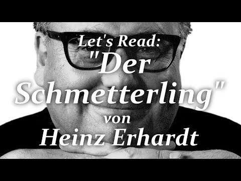 Heinz erhardt gedicht übers alter