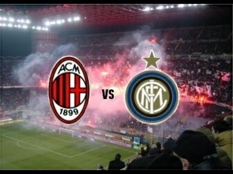 Image result for milan vs inter