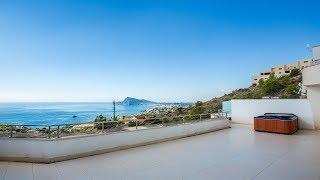 Appartement de luxe à Altea Hills, Benidorm, Costa Blanca, Espagne Ref. CB-Nostrum-122