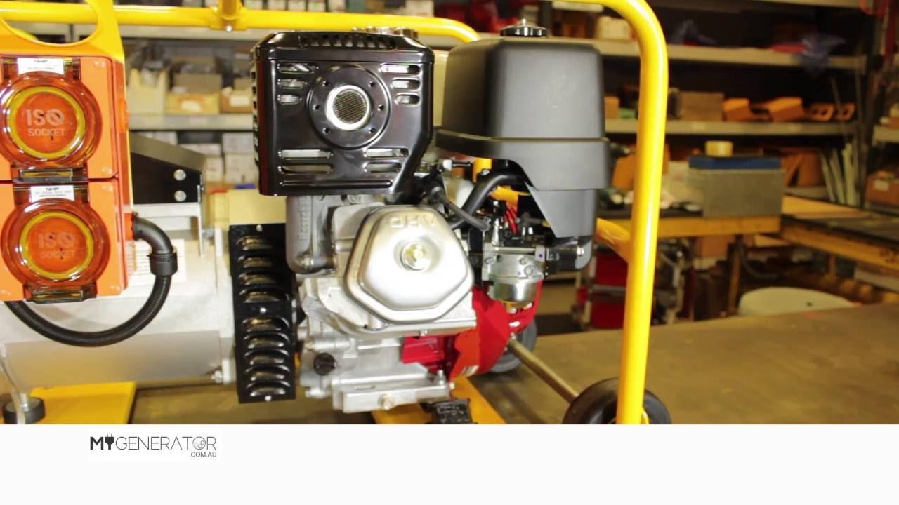 Generator Calculator | Generator Sizing and Power Calculator | My