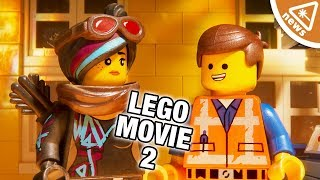 The Lego Movie 2 Trailer Answers Fans' Biggest Question (Nerdist News w/ Jessica Chobot)