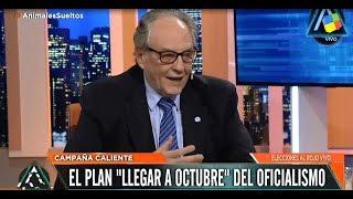05-09-2019 - Carlos Heller en América TV - Animales Sueltos, con Alejandro Fantino