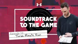 Basketball Drills w/ Chris Brickley  - Three Minute Run | Soundtrack to the game