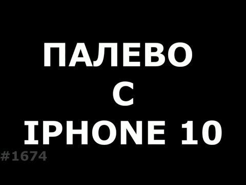 Палево с Iphone X. Как пробить Iphone по серийному номеру (Часть 1)