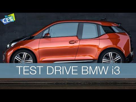 Тест-драйв БМВ И3