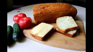 Очень простой рецепт домашнего хлеба в духовке(на дрожжах)/Bread with yeast in the oven