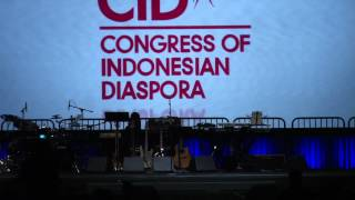 Opening Ceremony of Congress of Indonesian Diaspora, Los Angeles, July 6 2012 Part 2