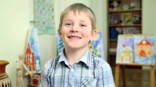 Пример интервью ребенка. Один день из жизни детского сада.