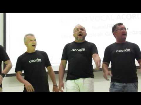 ENCONAT 2016 - Grupo Acorde - 3) Vá Morar com o Diabo/Roupa do Corpo