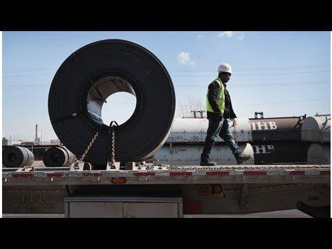 U.S. companies organize to fight back against Trump's steel and aluminum tariffs