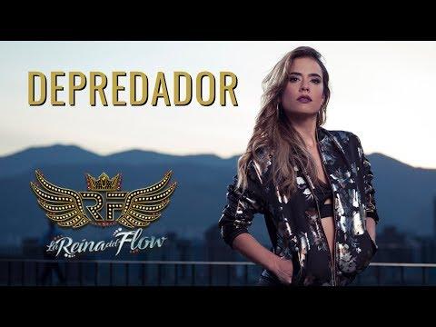 Depredador - Yeimy (Gelo Arango) La Reina del Flow 🎶 Canción oficial - Letra