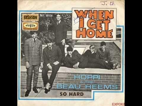 """""""When I Get Home"""" Hoppi & The Beau Heems (DOORS SOUNDALIKE, 1968)"""