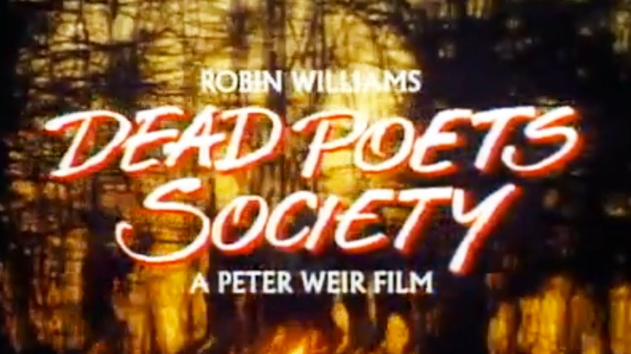 Image result for Dead Poets Society (1989)