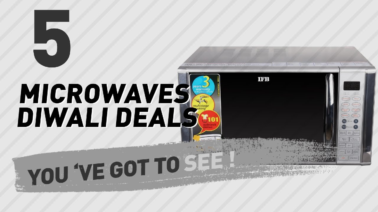 Diwali Deals Microwaves At The Great Indian Festival Min 20 Off