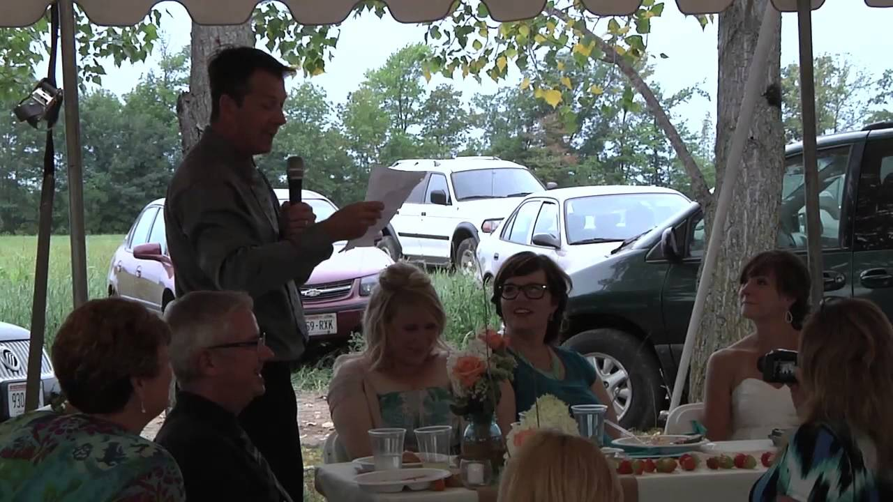 How Long Should A Grooms Speech Be: Epic Father Of The Groom Speech