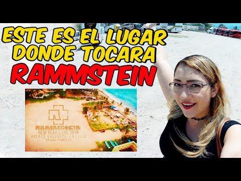 Conoce donde tocara Rammstein en Puerto Vallarta | Viryd in the mirror