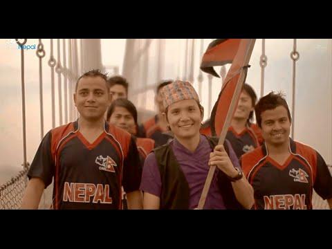 SPA CUP 2015 (Theme - Cricket) - Saman Tamang Ft. Satish Shahi   New Nepali Pop Song 2015