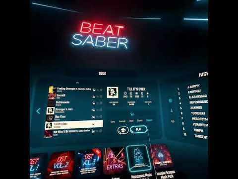 Download Beat Saber - Till It's Over Expert + A Rank ( Monstercat Music Pack Vol. 1 )