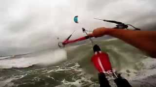 Kite and windsurf in Wissant July 2015 GoPro Hero 3+ Black Edition ...