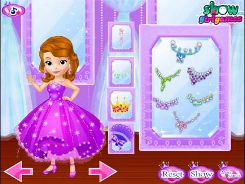 Мультик игра Холодное сердце: Магазин одежды Эльзы (Frozen Elsa Clothes Shop)