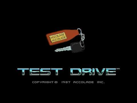 Test Drive Intro (Atari ST)
