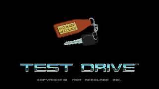 Test Drive Intro (Atari ST)
