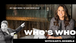 Who's Who w/Tammy Brown