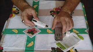 Мо DVB-T2 T DVB-C + FM + DAB + SDR цифровой HDTV стик-тюнер приемник