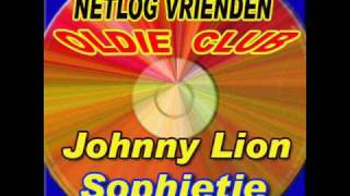 Johnny Lion - Sophietje