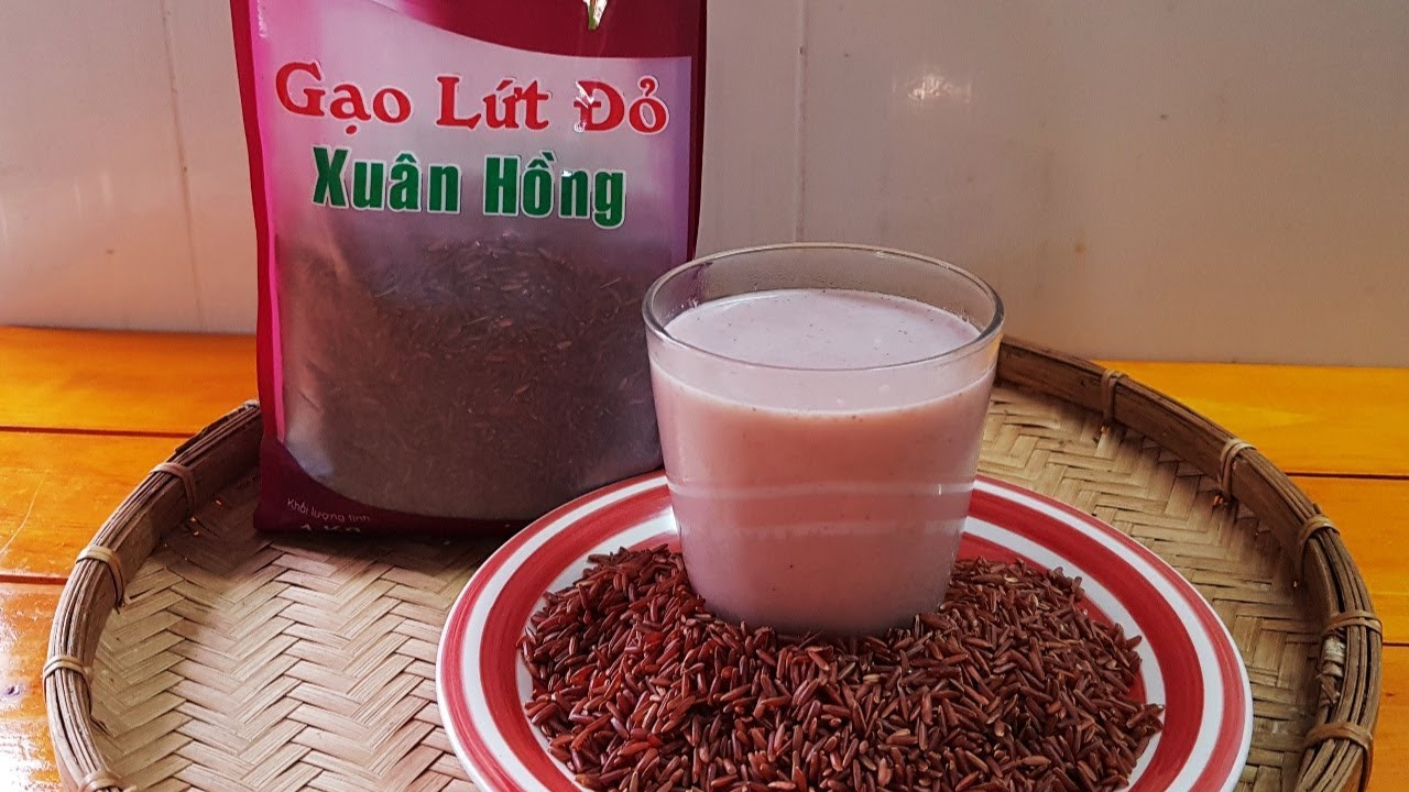Sữa Gạo Lứt | cách làm sữa gạo lứt giảm cân tốt cho sức khỏe thơm ngon||Thanh Tâm Food