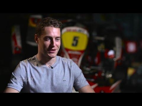 Stoffel Vandoorne: McLaren's rising star