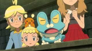 Pokemon XY – Pojedynek z Korriną. Oglądaj w Disney XD!