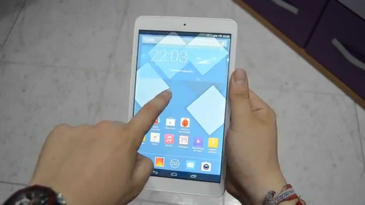 Review completa Alcatel OneTouch Pop 8