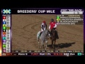 LIVE The Breeders' Cup World Championships Saturday