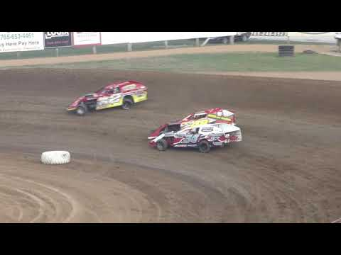 7 28 18 Modifieds Heat #2 Lincoln Park Speedway