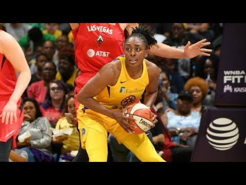 Ogwumike, Parker Combine For 35 PTS To Lead Sparks