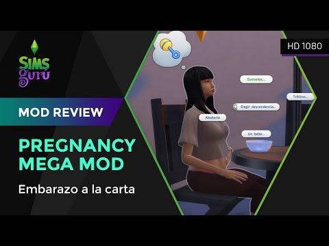 Pregnancy mega mod, elige el número de bebés y su sexo - Simsguru
