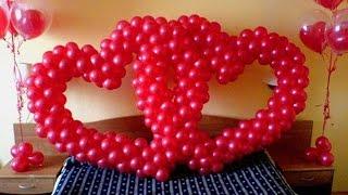 День Святого Валентина !!!  День влюбленных !!!  Красивое музыкальное поздравление !!!
