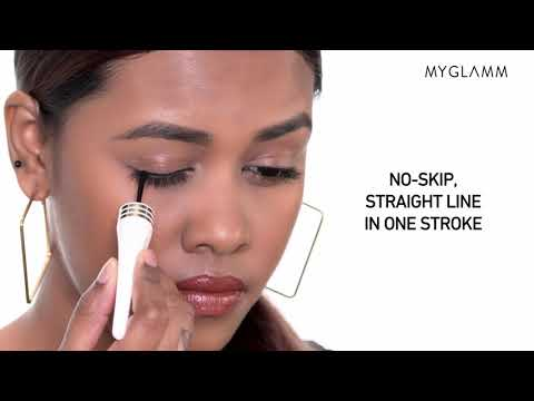 MyGlamm Quickies : Winged Liner